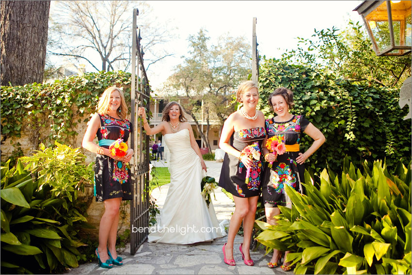 Southwest School Of Art And Craft Wedding