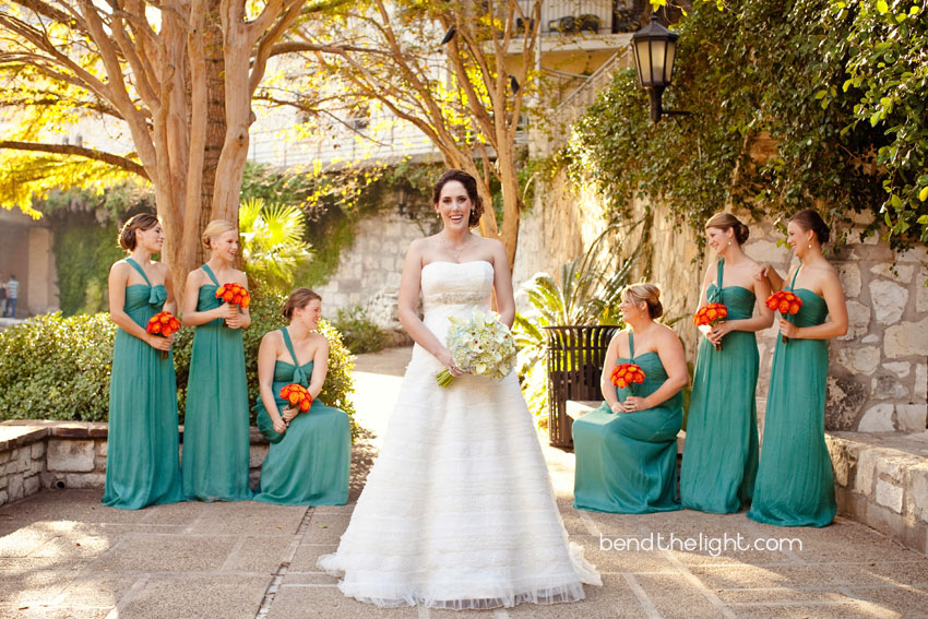 Megan Blake Weston Centre Wedding Ceremony Reception San Antonio Tx Color Schemes