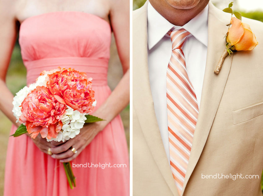 Do The Groomsmen Have To Match Wedding Colors The Knot