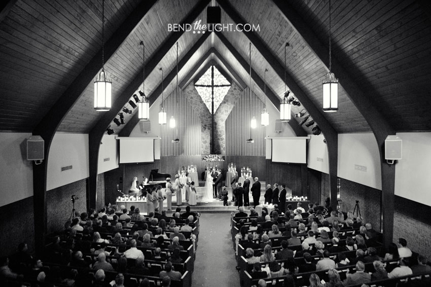 Ceremony First Reception: Kailey + Martin {The Venue On Church Street Wedding