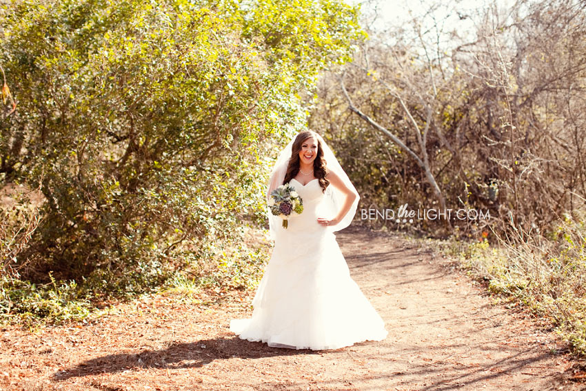 Katie s bridal portraits san antonio botanical gardens - San antonio botanical garden wedding ...