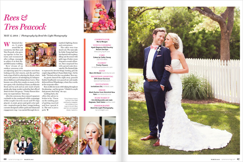 san antonio magazine photographer wedding blog