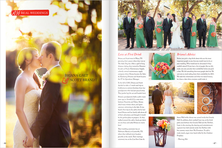 Texas Weddings Magazine 2 FOR BLOG