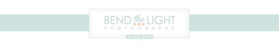 Bend The Light logo