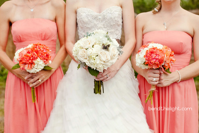 15 Pink Coral Poppy Khaki Wedding Color Scheme Combo Bridesmaid Dress Dresses Groomsmen Suit Photos Pics Bend The Light,Vintage Style Budget Wedding Dresses