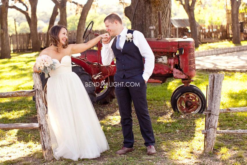 Ceremony First Reception: Susan + Kyle {Don Strange Ranch Wedding Ceremony & Wedding