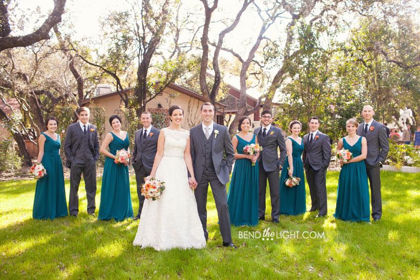 20 Turquoise Grey Aqua Wedding Color Scheme Bridesmaid Dresses Groomsmen Bend The Light