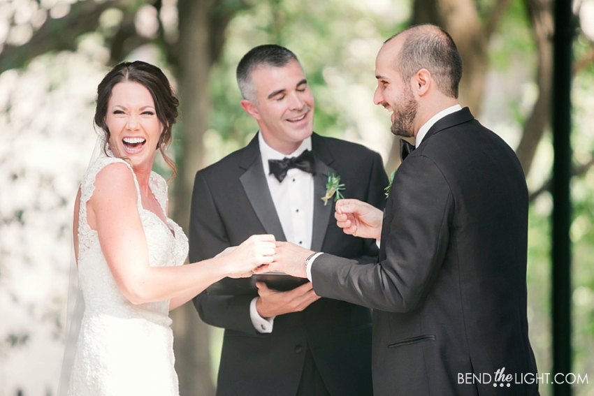 Outdoor wedding ceremony venues in San Antonio