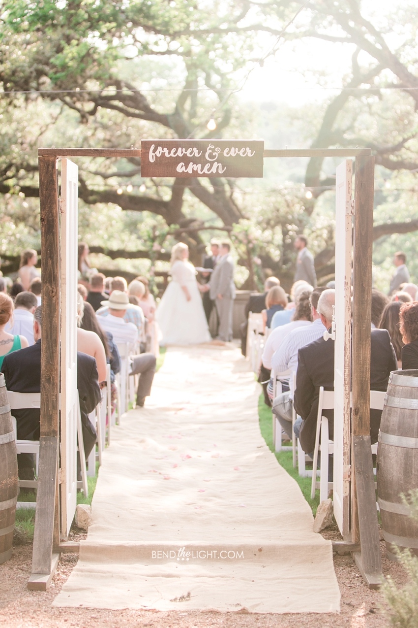 5 San Antonio Outdoor Wedding Ceremony venues