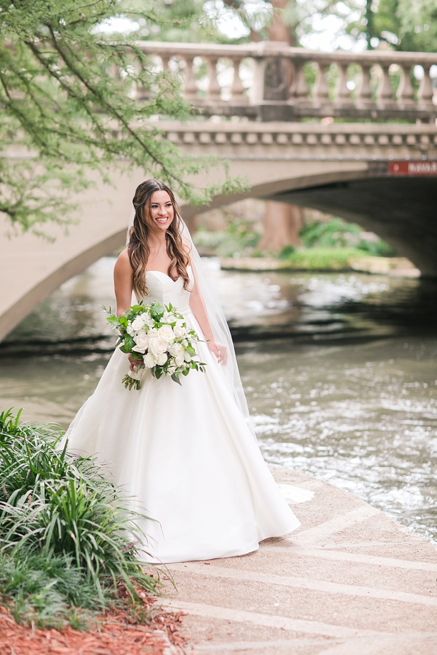 San Antonio Bridal Photographer Bridal Photos at Westin Riverwalk_0009.jpg