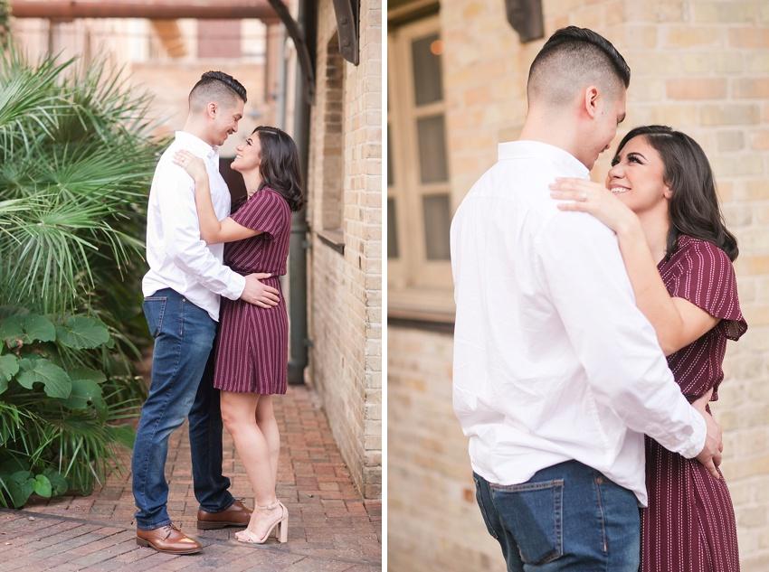 San Antonio TX Pearl Engagement Photos Modern Engagement Photographer_0009.jpg